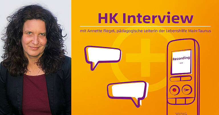 HK Interview Annette Flegel